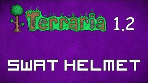 SWAT Helmet - Terraria 1