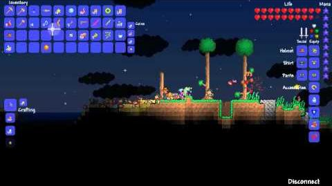 how to make bomes in terraria
