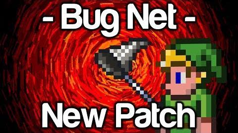 Bug Net Terraria 1.2.3 NEW PATCH!