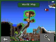 3DS World Map