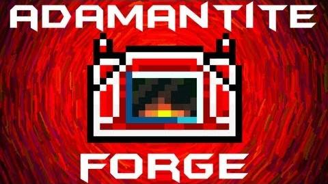 Adamantite Forge