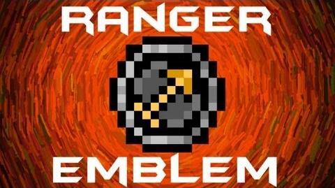 Ranger Emblem Terraria HERO