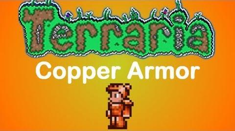 Terraria Copper Armor