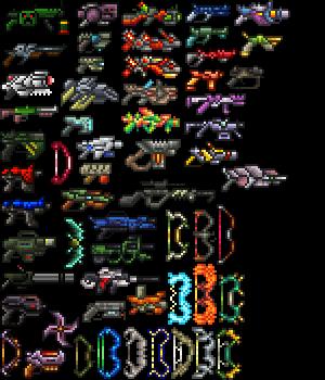 Master Guns
