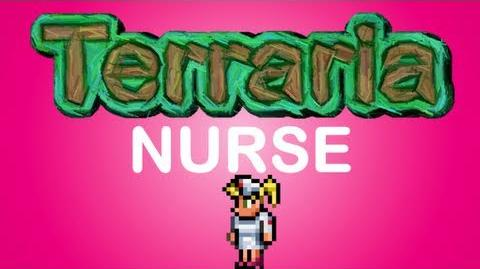 Terraria How to get the Nurse