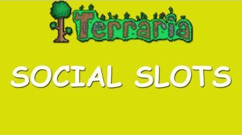 Terraria - Social Slots