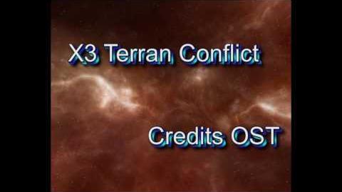 X3 Terran Conflict Credits OST