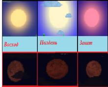 День и ночь Террария