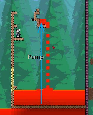 Pump Duplicating