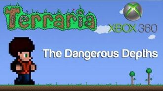 Terraria Xbox - The Dangerous Depths 3