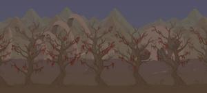 The Crimson Background
