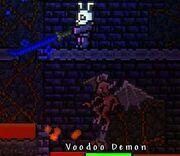 VoodooDemonOverLava