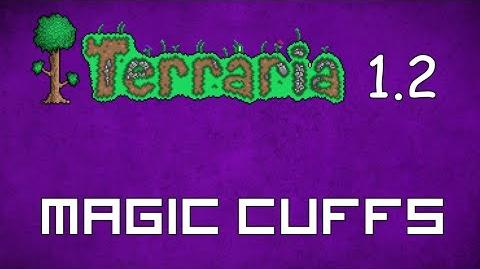 Magic Cuffs - Terraria 1