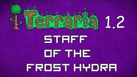 Staff of the Frost Hydra