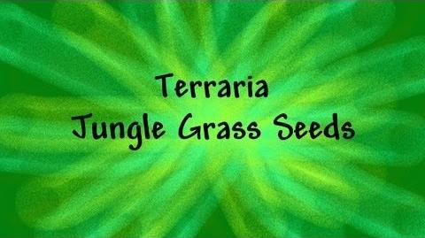 Jungle Grass Seeds Terraria Wiki Fandom Powered By Wikia