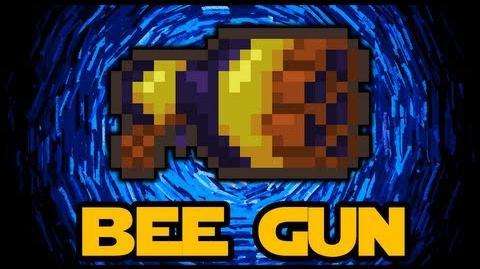 Bee Gun Amazing New Weapon Terraria 1 2