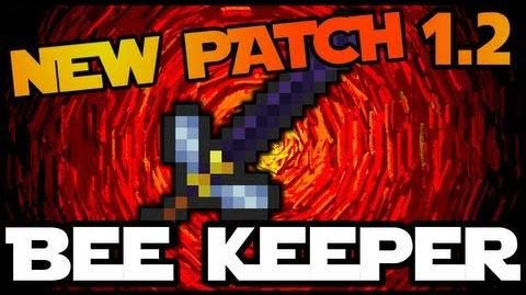 Bee Keeper Amazing new weapon in terraria 1 2