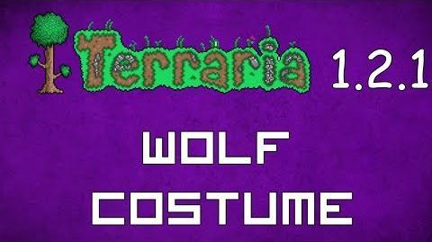 Wolf Costume - Terraria 1.2