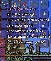 Göttlicher Dao von Pow
