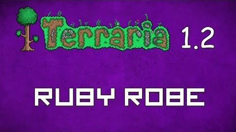 Ruby Robe - Terraria 1