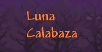 Luna calabaza imagen