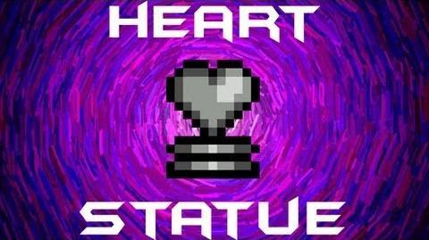 Terraria - Heart Statue Terraria HERO