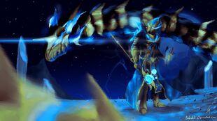 Stardust summoner by bohrokki-d9qra7v