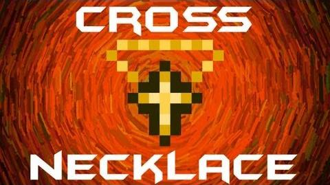 Cross Necklace Terraria HERO