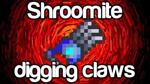 Shroomite Digging Claw
