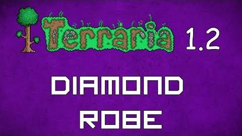 Diamond Robe - Terraria 1