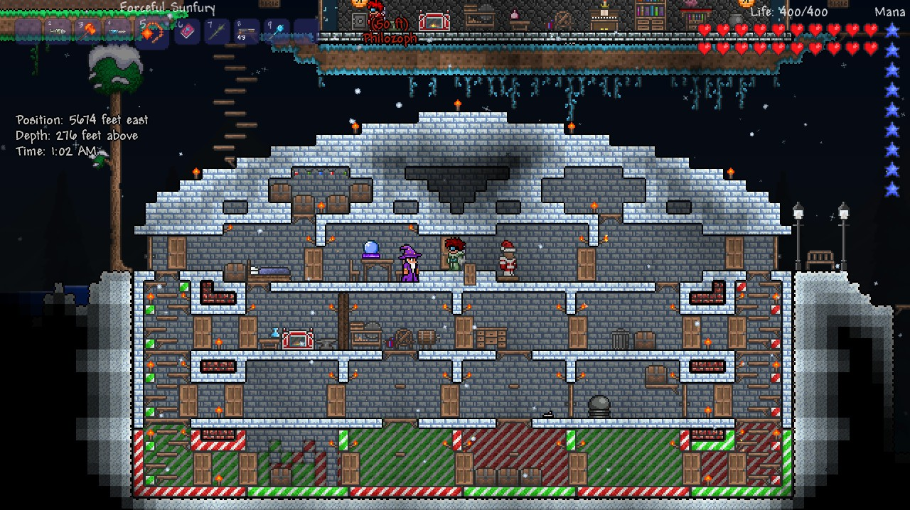 Image - Kura\'s Igloo.jpg | Terraria Wiki | FANDOM powered by Wikia