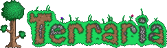 The Terraria Logo