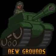 NewGrounds Fan-art