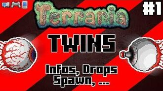 TWINS Tutorial ZWILLINGE (PC Handy Konsole) Deutsch Terraria