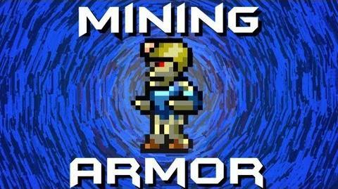 Mining Armor Mining Pants Mining Shirt Mining Helmet Terraria HERO