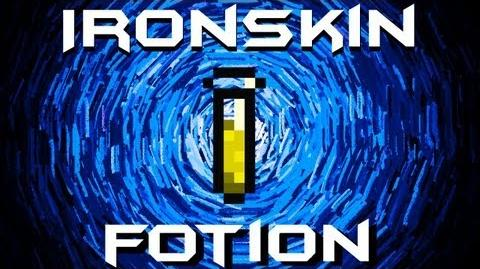 Ironskin Potion