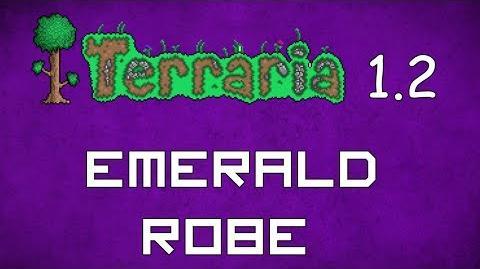 Emerald Robe - Terraria 1
