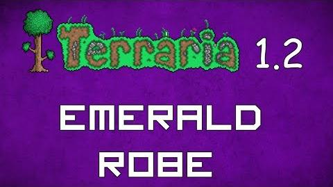 Emerald Robe - Terraria 1.2 Guide New Magic Robe!