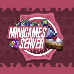 Minigames server logo