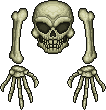 Skeletron Head-Updated