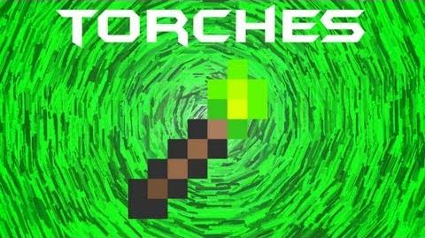 Terraria - Colored Torches Terraria HERO