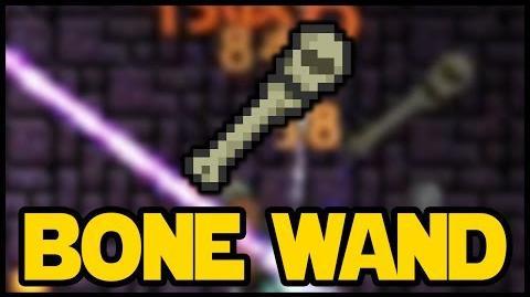 Bone Wand, Terraria 1