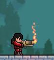 Flare Gun-held
