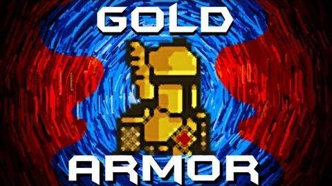 Gold Armor Terraria