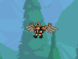 Стимпанк-крылья