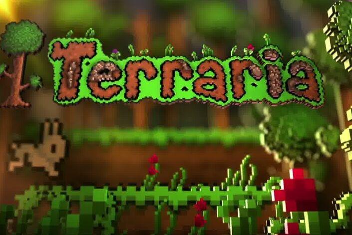 Terraria wallpaper 1