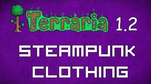 Steampunk Clothing - Terraria 1