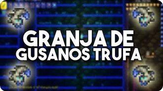Granja de Gusanos Trufa FÁCIL - Terraria 1.3.5