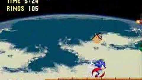 Sonic 3 & Knuckles - Boss Run - Part 3