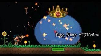 Убиваем Короля слизней в режиме эксперта